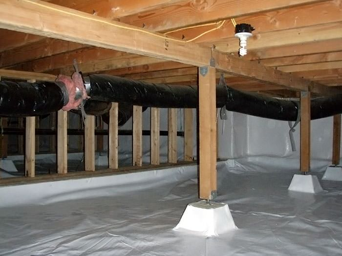 Clean Crawl Spaces In Everett Bothell Marysville Crawl