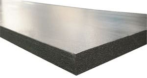 SilverGlo™ crawl space wall insulation available in Burlington