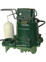 cast-iron zoeller sump pump systems available in Burlington, Washington