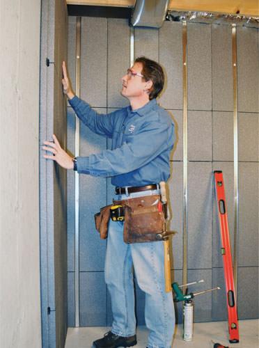 Basement To Beautiful Insulated Wall Panels Inorganic
